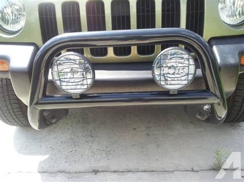 Jeep Liberty Light Bar For Sale Bull Bar Brush Guard For Jeep Liberty For Sale In