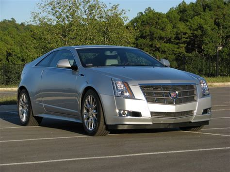 2011 cadillac coupe driven 2011 cadillac cts coupe