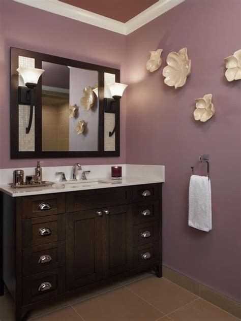 25 best ideas about purple bathrooms on plum bathroom purple rooms and plum walls