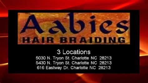 aabies african hair braiding hair braiding charlotte review aabies hair braiding youtube