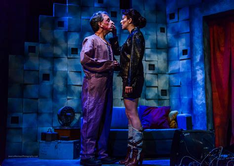 do androids los angeles theater review do androids of electric sheep sacred fools