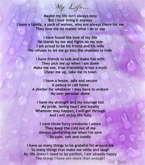 comforting love poems encouraging life poem my life inspirational quotes