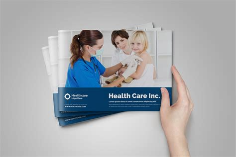 20 well designed exles of medical brochure designs
