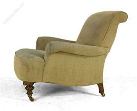 antique upholstered armchair antiques atlas