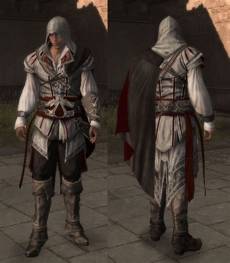 assasins creed robes ezio s armor s and robes assassins creed amino