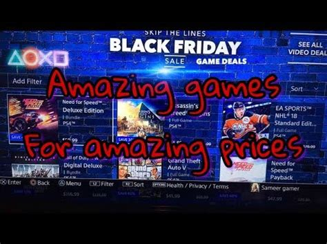 ps4 black friday sale ps4 s black friday sale in canada youtube