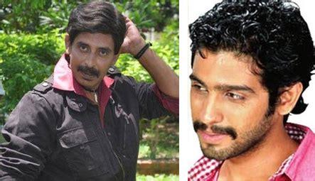 actor nagesh son rajesh babu nagesh grandson gajesh debuts silverscreen in