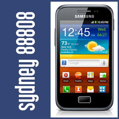 new samsung galaxy ace plus s7500t next g unlocked blue s7500 ace mobile phone 8806071329567 ebay