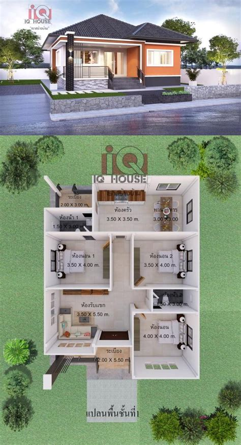 classic design   cozy  bedroom bungalow sims