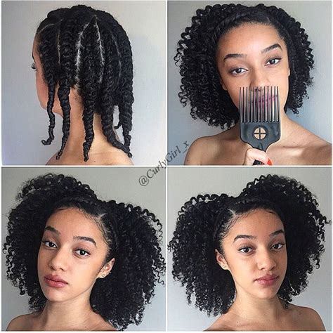 Hairstyles For Hair Twist Out by 1000 Ideas About Twist Outs On Hair