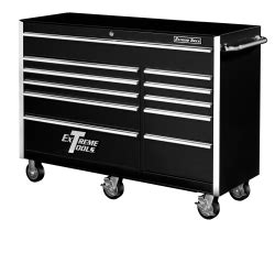 Drawer Traduccion by E Z Black 56 Quot 11 Drawer Professional Roller Cabinet