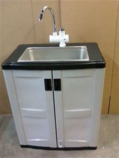 shoo bowl portable self contained sink 1000 images about portable sinks on portable