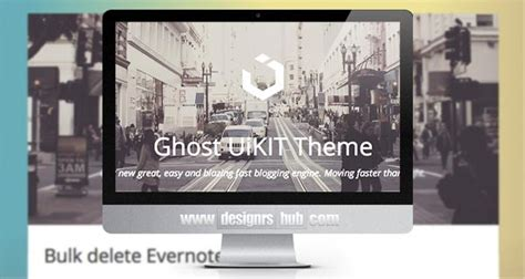 blog layout ghost 15 free ghost themes that you may download right now