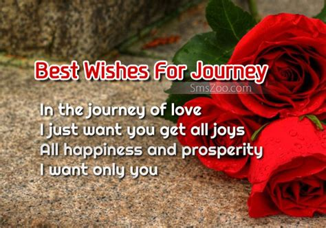 Wedding Wishes New Journey by Best Wishes For Journey Sms Happy Journey Wishes