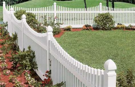white backyard fence white vinyl backyard garden fence ideas