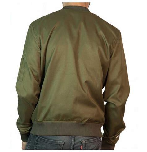 buy official titanfall  pilot bomber jacket medium kaki