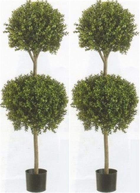 artificial  boxwood  ball topiary uv tree outdoor