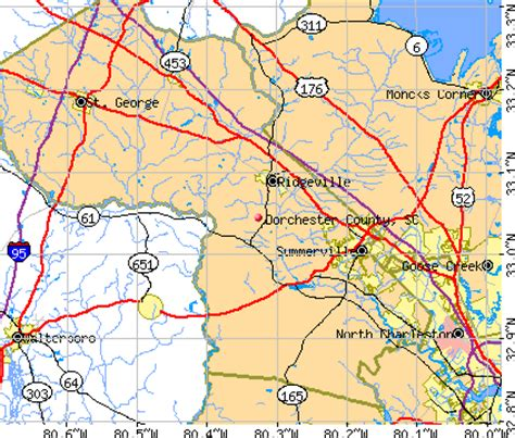 Dorchester County Sc Records Dorchester County South Carolina Detailed Profile Houses Real Estate Cost Of