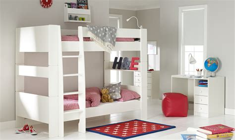 Childrens Bunk Beds Solitaire Bunkbed