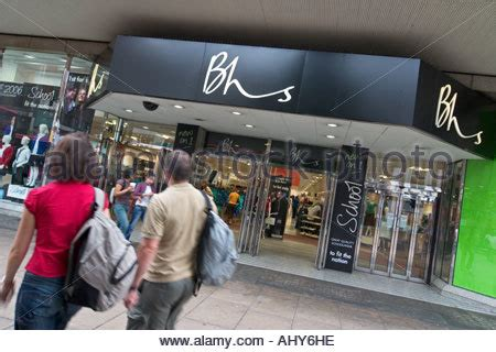 british home stores or bhs department store brighton uk