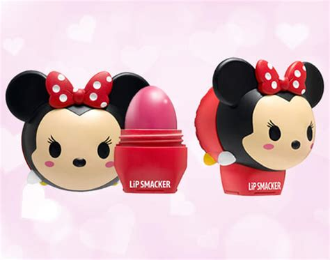 Lip Smacker Tsum Sum disney lip balm branded disney lip gloss lip smacker