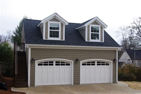 detached workshop greenville country club area detached garage hadrian construction