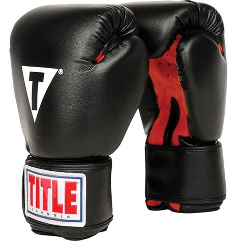 Title Classic Boxing Gloves Title Boxing Boxing Gloves