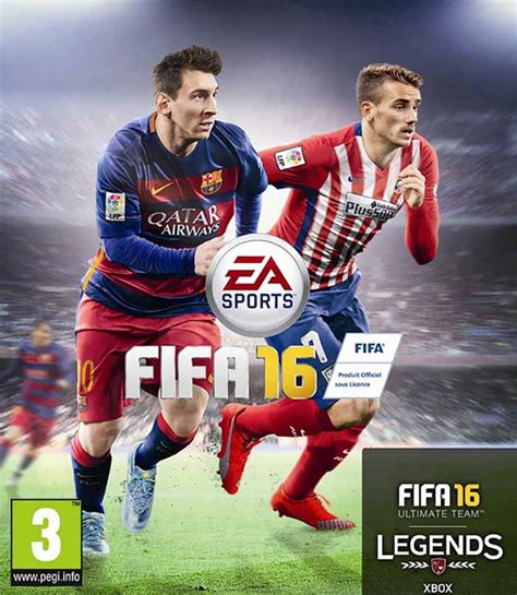 fifa 16 messi tattoo xbox 360 fifa 16 cover all the official fifa 16 covers