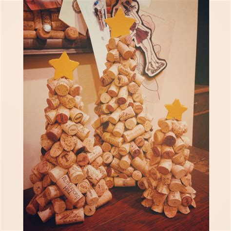 diy wine cork christmas tree diy aficionado