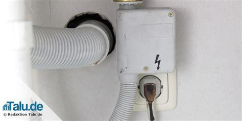 Spülmaschine sicher anschließen   Anleitung in 7 Schritten