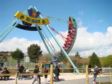 woodlands boat ride woodlands family theme park torquay a local guide