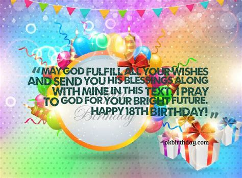 Happy Birthday May God Fulfill All Your Wishes May God Fulfill All Your Wishes And Send You His Blessings