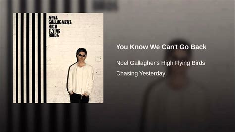 can t take my you testo you we can t go back noel gallagher testo e