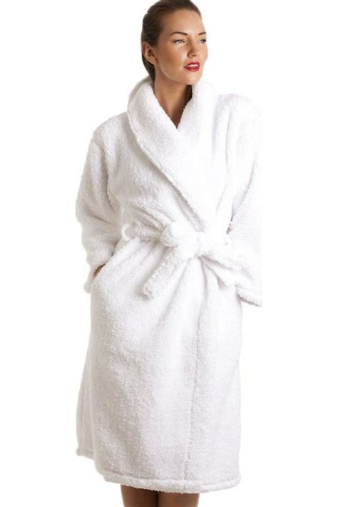 peignoir robe de chambre femme fleece dressing gown shop for cheap products and save