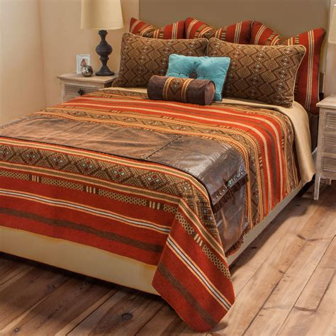 Denali Reversible Coverlet Cal King