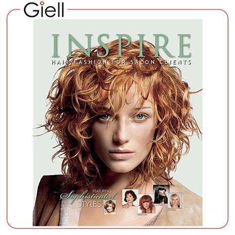 Inspire Hair Style Book guinevere turner inspire hair style book