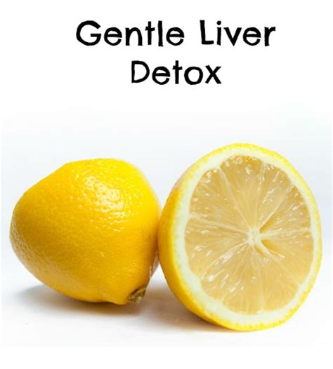 Liver Detox With Lemons by Easy And Gentle Liver Detox Rooted Blessings