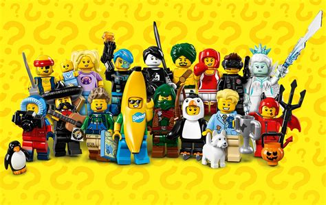 figure legos official reveal of lego series 16 minifigures