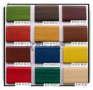 the waterborne lacquer wood paint color paint