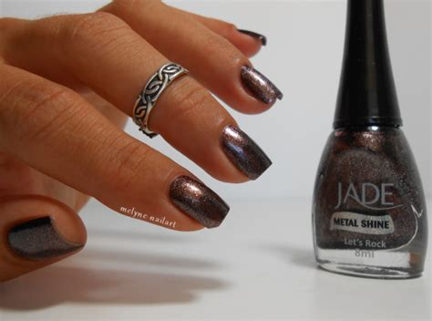 shine rok by jnc style collection jade let s rock melyne nailart