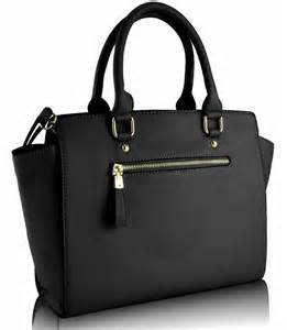 wholesale black grabtote handbag