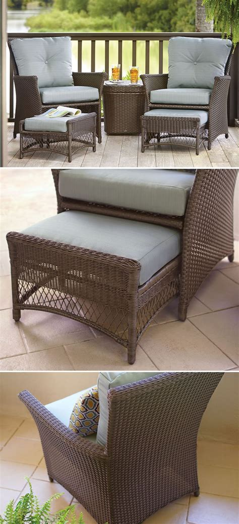 small outdoor patio furniture 25 best ideas about small patio furniture on