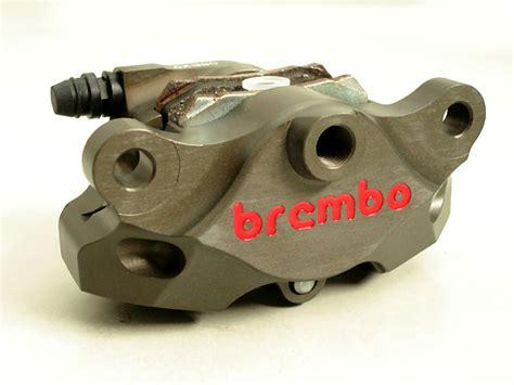 Kaliper Brembo P2 34 Grey brembo p2 34 caliper rear supersport coated 120a44110