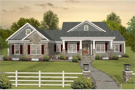 country house plan 3 bedrm 2156 sq ft country house plan 109 1193