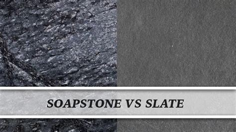 How To Do A Soapstone - soapstone vs slate countertop comparison