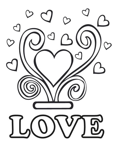 love themed coloring pages 17 wedding coloring pages for kids who love to dream about