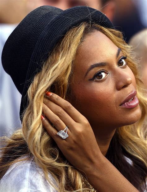 10 enormous celebrity engagement rings people com