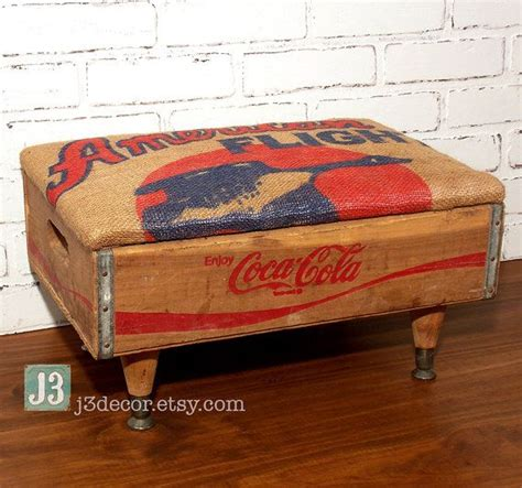 Ottoman With Stools Inside by 1000 Ideas About Burlap Ottoman On Diy
