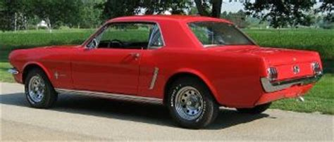 ford mustang style history 1965 ford mustang styles mustangattitude data