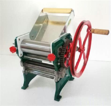 2016 hot sell Manual Noodle Making Machine ,bearing style